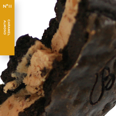 Cream Sandies no11 キャラメルアーモンド