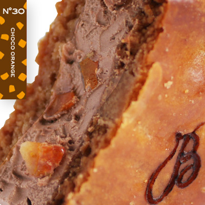 Cream Sandies no30 チョコオレンジ